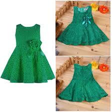 summer style baby girls dress infant tutu elegant princess dress