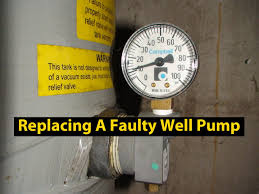 50 psi water pump well pump trouble signs u0026 how to replace a defective well pump