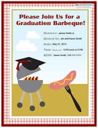 free printable graduation party invitation template