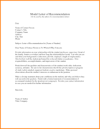 reference letter supervisor gallery letter format examples