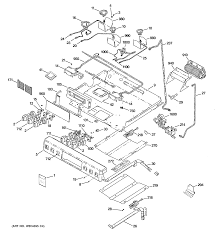 ge stove parts diagram ge stove accessories u2022 sewacar co