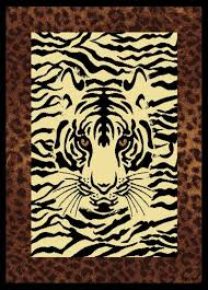 Animal Shaped Area Rugs by Animal Print Rugs Tiger Print Rugs Zebra Print Rugs Leopard