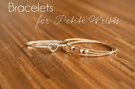 bracelets for small wrists update fashion and