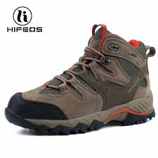hifeos sneakers for men tactical hiking boots waterproof