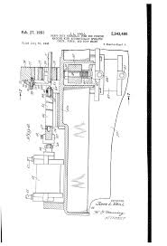 patent us2543480 heavy duty hydraulic tube end forming machine