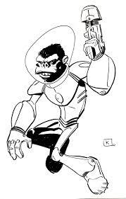 monkey gallery u2014 cosmic monkey comics
