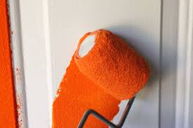 orange paint orange you glad that we did the cavender diary