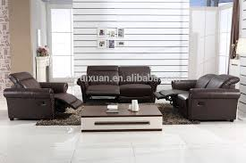 Genuine Leather Living Room Sets Leather Sofa Set 3 2 1 Seat Leather Sofa Set 3 2 1 Seat Suppliers