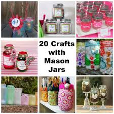 20 crafts with mason jars wedding ideas centerpieces decor and