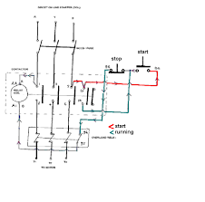 single phase submersible pump starter wiring diagram pdf circuit