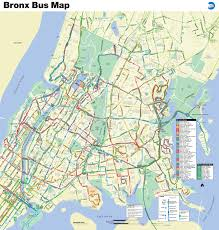 Dc Metro Bus Map by Bronx Bus Map