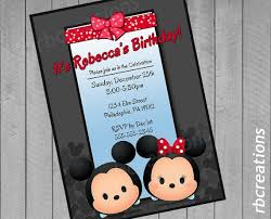 34 best tsum tsum disney birthday party ideas images on pinterest