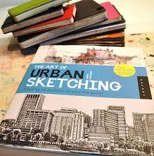 ultramarin the art of urban sketching the book