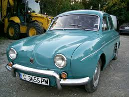 1959 renault dauphine renault dauphine 1959