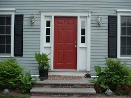 front door colors for gray house front door colors on a grey house google search home