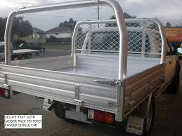 Ford Ranger Truck Rack - ute tool pic trundle tray pic ute tray ladder rack pic