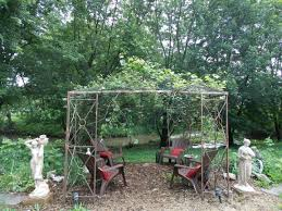 grape arbor submited images pin grape arbor trellis picture on