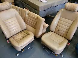 Auto Interior Repair Near Me Car Seat Car Seat Leather Repair Classic Car Restoration Leather