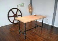 galvanized pipe table legs pipe desk legs coffee table legs using galvanized pipe table legs