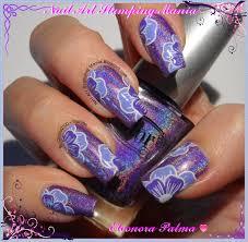 nail art stamping mania color club halo hues and winstonia plate