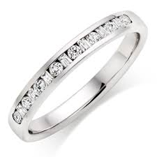 diamond wedding rings platinum diamond wedding ring 0007293 beaverbrooks the jewellers