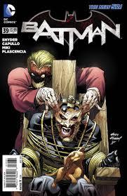 batman 39 endgame part five the last smile variant issue