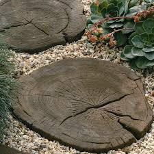 www giesendesign stepping stones with decorative gravel