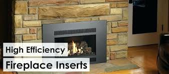 Most Efficient Fireplace Insert - efficient wood burning fireplace inserts wood insert installed