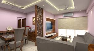 Flat Interior Design 3bhk Interior Design Ghodbunder Road Flat Contractorbhai