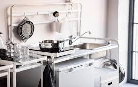 ikea edelstahl küche küche mit wenig geld verschönern ikea