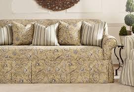 Sure Fit White Sofa Slipcover Sofa Slipcovers Sure Fit Home Decor