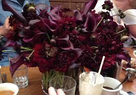 halloween flowers smokin u0027 black flowers for your halloween table john james designs
