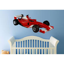 race car wall decals for kids inspiration home designs