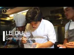 le chef en cuisine the chef le du restaurants chef thitid tassanakajohn