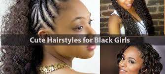 40 latest cute hairstyles for black girls hairstyle for women