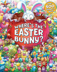 easter bunny book where s the easter bunny co uk louis shea 9781407164717