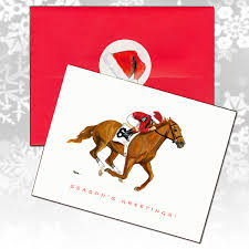horse rescue christmas cards christmas lights decoration