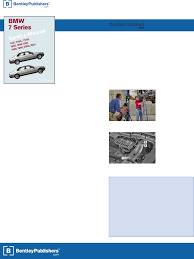 bmw 7 series e38 repair manual 1995 2001 table of contents