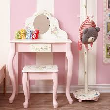 Childrens Vanity Tables Amazon Com Fantasy Fields Bouquet Thematic Kids Classic Vanity
