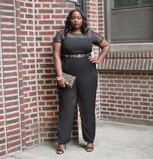 black plus size jumpsuits my favorite chic black plus size jumpsuit stylish