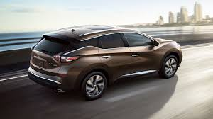 nissan murano trunk space 2017 5 nissan murano crossover features nissan usa