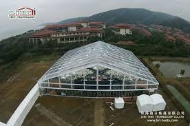 Transparent Tent Transparent Catering Tent For Company Event U2014 Marquee Tents For Sale