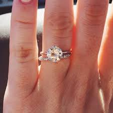 solitaire engagement ring with wedding band wedding rings engagement rings and wedding bands that fit