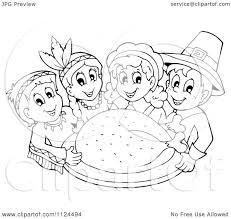 cartoon images of thanksgiving turkey cartoon of an outlined thanksgiving turkey with pilgrims and