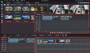 tutorial video editing powerdirector tutorial basic creating a video clip with the easy