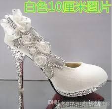 wedding shoes korea wedding shoes diamond princess wedding shoes high heeled 8cm shoes