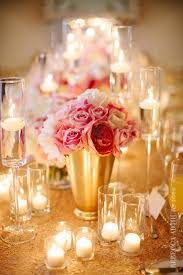 Red And Gold Reception Decoration 28 Red Pink And Sparkle Gold Wedding Color Palette Ideas