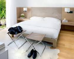 White Floating Nightstand Simple Modern And Space Saving Floating Nightstands For Modern