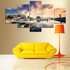 Home Decor Paintings For Sale Compare Prices On 5 Pics Art Wall Online Shopping Buy Low Price 5
