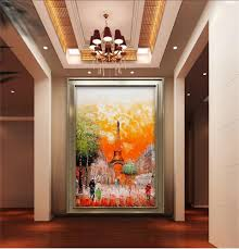 popular french wall murals buy cheap french wall murals lots from french wall murals